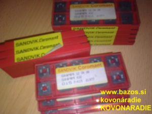 VBD SK, TK plátky SNMM 120408 015 P-K15, plátky na nože