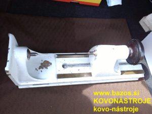 Prípravok na meranie hádzavosti, príslušenstvo na kovoobrábacie stroje