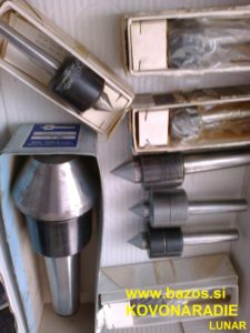 Otočný hrot, otočné hroty, otočný hrot MK, nástroje na sústruhy, otočné hroty kužeľové