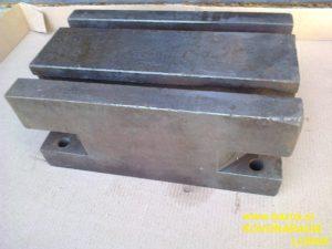 Upínací stôl na frézu, kovoobrábacie príslušenstvo, sústruh - stôl