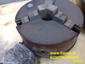 Univerzálne skľučovadlo 200/3, univerzálne skľučovadlá, kovoobrábacie príslušenstvo