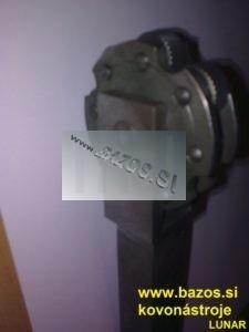 Sústružnícke nástroje, držiak na vrúbkovanie, sústružnícky vrúbkovač