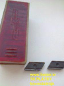 TK plátky, výmenné doštičky, nožové plátky KNUX 190415 ER H1
