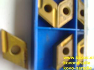 Plátky do nožov, plátky TK, doštičky do nožov, KNUX 190405 SR-78 6640