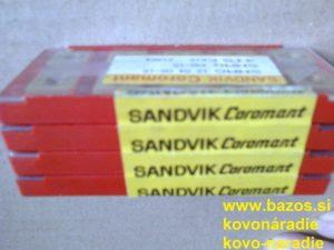 Doštičky do nožov, TK plátky, plátky Sandvik, SNMG 120408-15 415 P-K15 21864