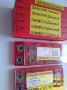 Plátky na nože, rezné plátky, TK plátky SNMM 120408 015 P-K15 21977