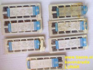 TK plátky, VBD SK, rezné plátky SNMM 120408E S20 ISO P20