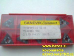 Plátky TK, nožové plátky, rezné plátky, TNMM 160308 015 P-K15 21415