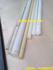 Sústružnícky silon, silon na sústruženie, materiál na frézovanie