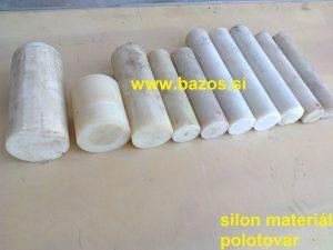 Silon na sústruženie, materiál na frézovanie, frézovací materiál