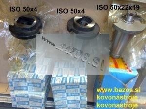 Príslušenstvo na frézu, frézovacie príslušenstvo, ISO kužele, ISO kuže