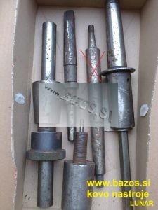 Brúska - príslušenstvo, náhradné diely na brúsku, náhradné diely na brúsky, nástroje na brúsky, brúska - upínacia hriadeľ