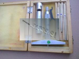 Mikrometrický hĺbkomer, kovoobrábacie meradlá, strojárske meradlá