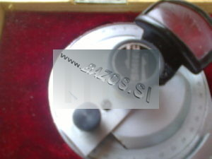 Uhlomer s optikou, univerzálny uhlomer, optický uhlomer, strojárske meradlo