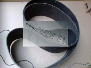 Plochý remeň na sústruh, kovoobrábacie príslušenstvo, náhradné diely na sústruh