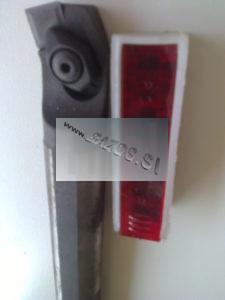 Nôž na sústruženie, nôž na sústruh, nôž s VBD, sústružnícky nôž