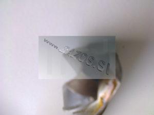 Výhrubník, výhrubník - ČSN 221482, kužeľový výhrubník, výhrubník s kužeľovou stopkou, nástroje na obrábanie kovu, nástroje na obrábanie kovov