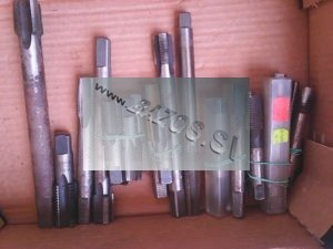 Metrický závitník, metrické strojné závitníky, strojné závitníky, závitníky na rezanie závitu