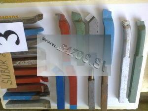 Sústružnícke nože na kov, sústružnícke nože na ocele, nože na sústruh