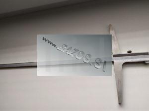 Hĺbkomer 0-400mm, hĺbkomer, strojársky hĺbkomer, kovoobrábacie meradlo, strojárske meradlo